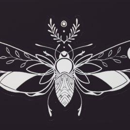 Papillon II Blanc